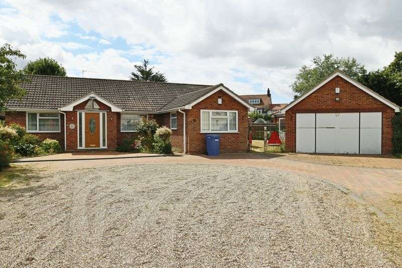 4 Bedrooms Bungalow for sale in Sycamore Avenue, Lowestoft