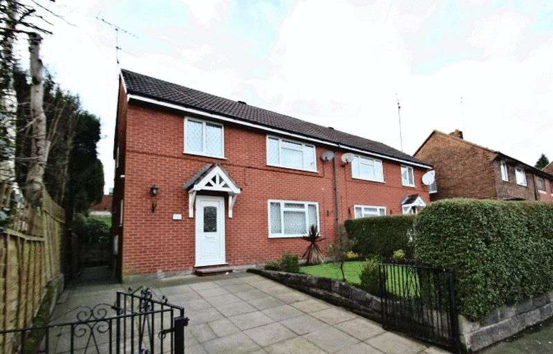 3 Bedrooms Semi Detached House for sale in King Street, Kidsgrove, Stoke-On-Trent