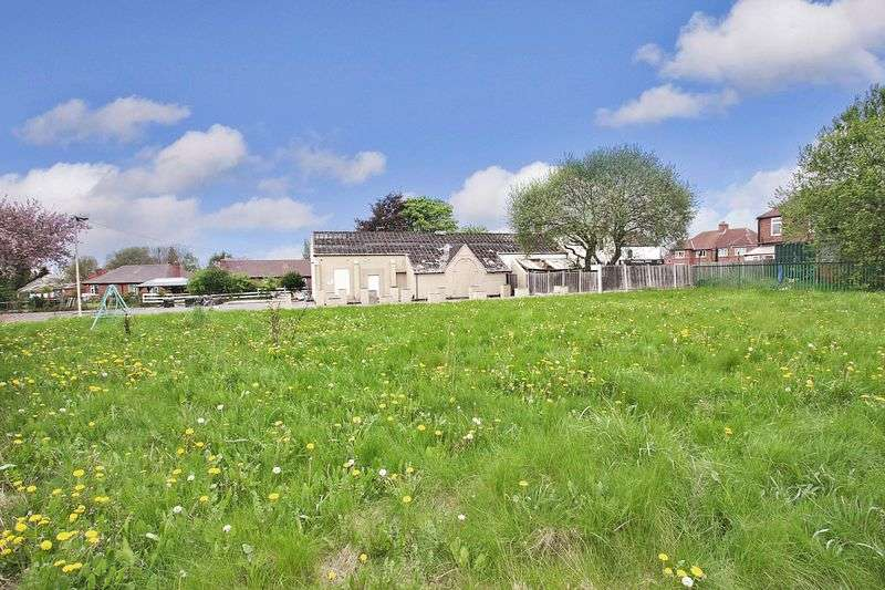 Property for sale in Building Plot, Wakefield Road, Fitzwilliam