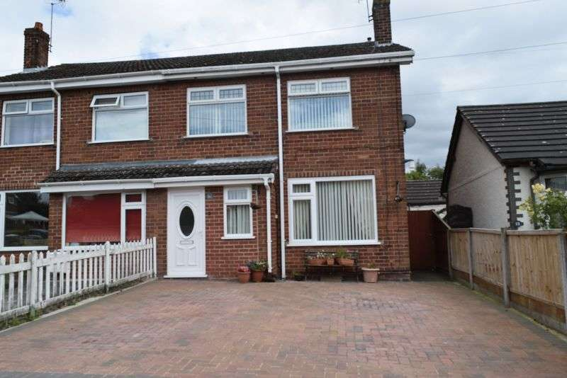 3 Bedrooms Semi Detached House for sale in Oakfield Road, Chester
