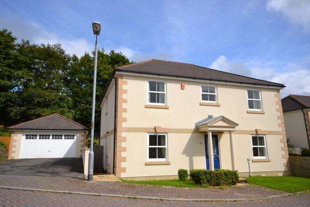 4 Bedrooms Detached House for sale in Hockin Close, Kelly Bray, Callington, Cornwall
