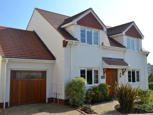 3 Bedrooms Detached House for sale in Westfield Gardens, Westfield Road, Budleigh Salterton, Devon