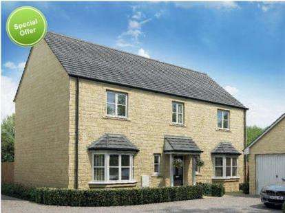 4 Bedrooms Detached House for sale in Alderton Grange, Off Beckford Road, Alderton