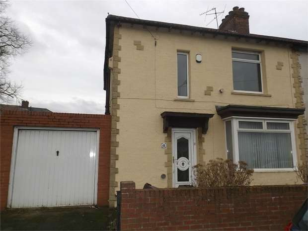 3 Bedrooms Semi Detached House for sale in Norton Avenue, Stockton-on-Tees, Durham