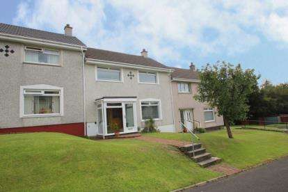 3 Bedrooms Terraced House for sale in Whitehills Place, East Kilbride
