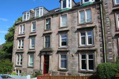 2 Bedrooms Flat for sale in Caddlehill Street, Greenock