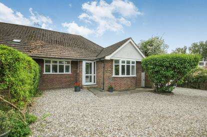 3 Bedrooms Bungalow for sale in Ongar, Essex