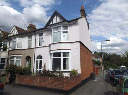3 Bedrooms End Of Terrace House for sale in South Woodford