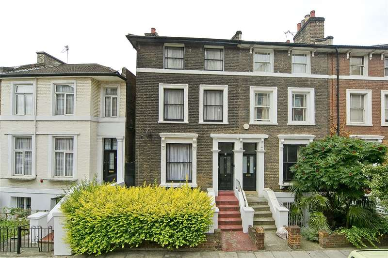 5 Bedrooms House for sale in Navarino Road, Hackney, E8