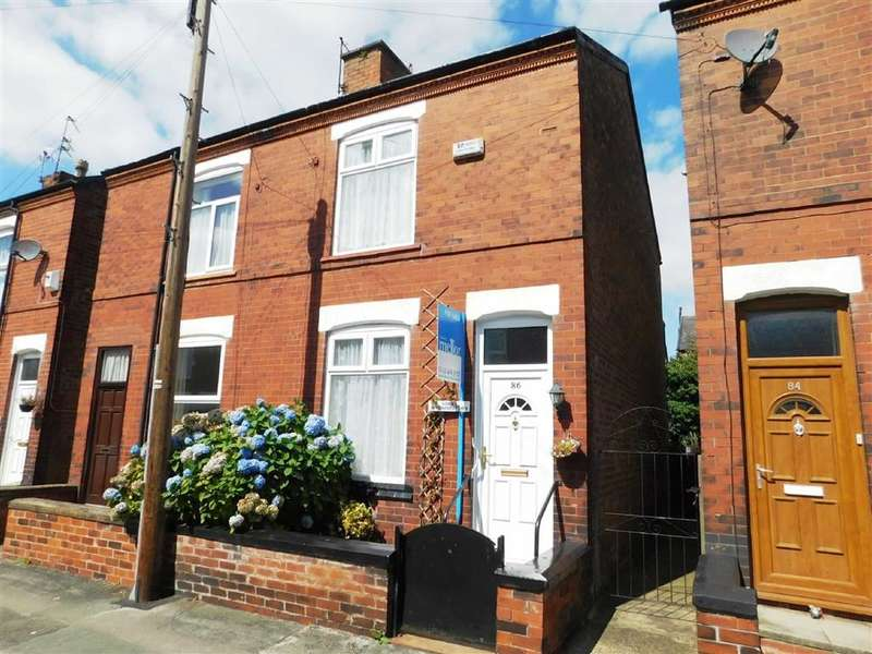 2 Bedrooms Property for sale in Countess Street, Heaviley, Stockport