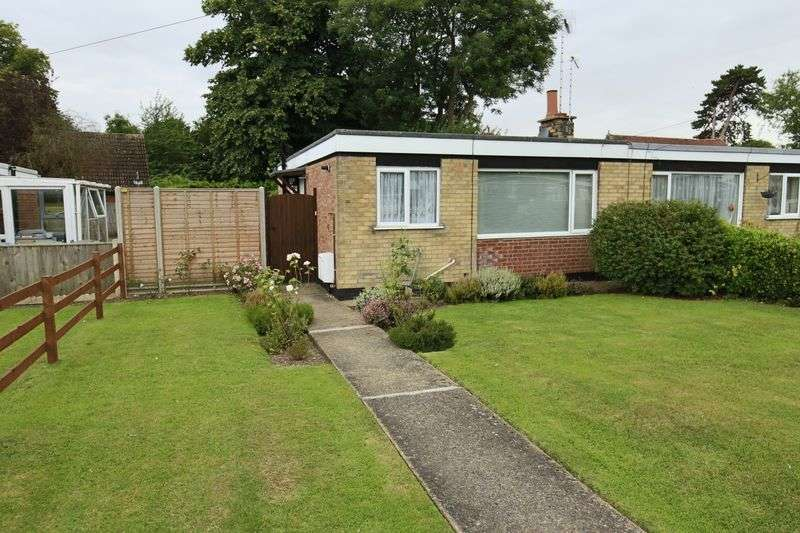 2 Bedrooms Bungalow for sale in The Firs, Carlton Colville, Lowestoft