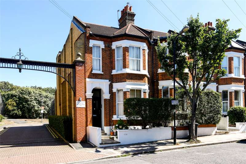 1 Bedroom Flat for sale in Brayburne Avenue, Clapham, London, SW4