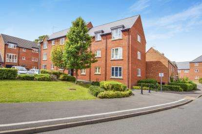 2 Bedrooms Flat for sale in Phelps Mill Close, Dursley, Gloucestershire