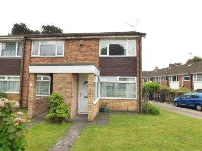 2 Bedrooms Maisonette Flat for sale in Firsholm Close, Sutton Coldfield, West Midlands