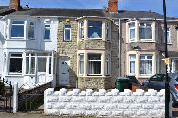 2 Bedrooms Terraced House for sale in Dennis Road, Wyken, Coventry, West Midlands