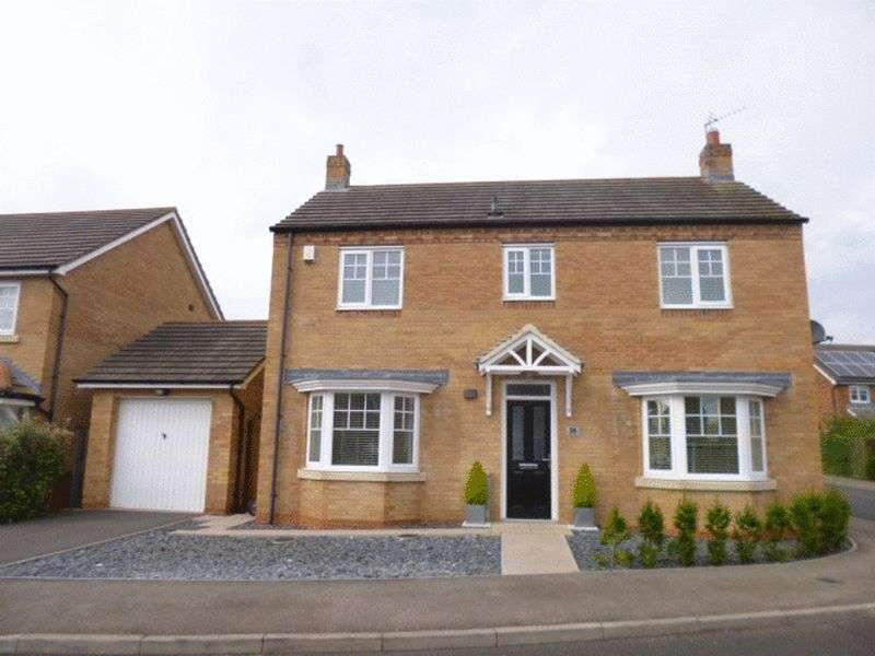 4 Bedrooms Detached House for sale in Village Gate, Howden Le Wear