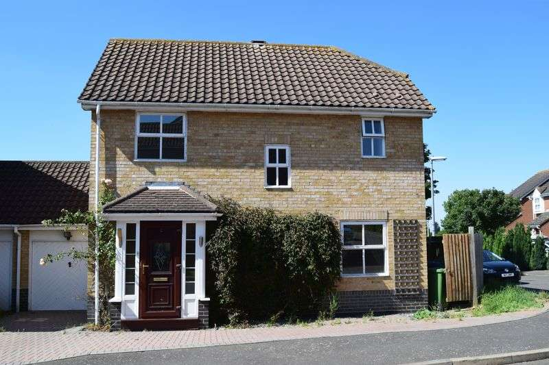 3 Bedrooms Detached House for sale in Great Paxton, St Neots