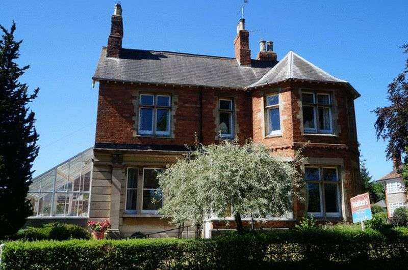 5 Bedrooms Detached House for sale in Stanhope Road, Horncastle