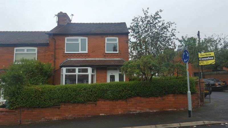 3 Bedrooms Terraced House for sale in Oriel Avenue, Oldham