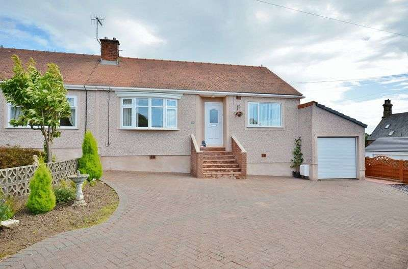 3 Bedrooms Semi Detached Bungalow for sale in Tower Hill, Whitehaven