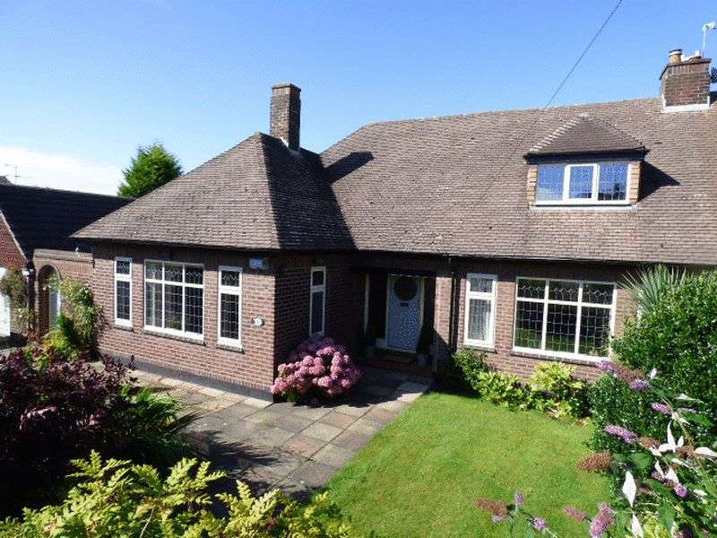 3 Bedrooms Semi Detached Bungalow for sale in Kenyons Lane, Lydiate