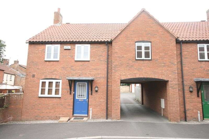 3 Bedrooms House for sale in Priory Court, Bridgwater
