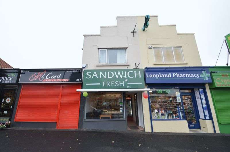 1 Bedroom Property for sale in 255 & 255a Castlereagh Road, Belfast, BT5 5FL