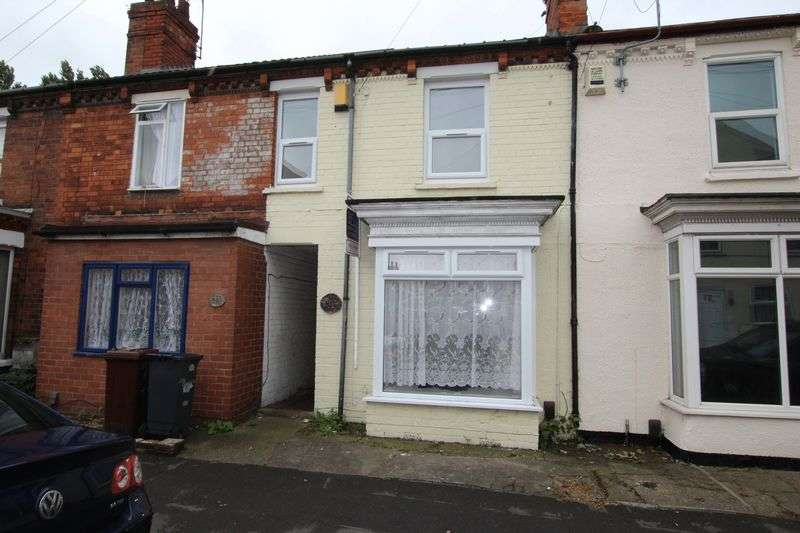 3 Bedrooms Terraced House for sale in 209 Winn Street, Lincoln