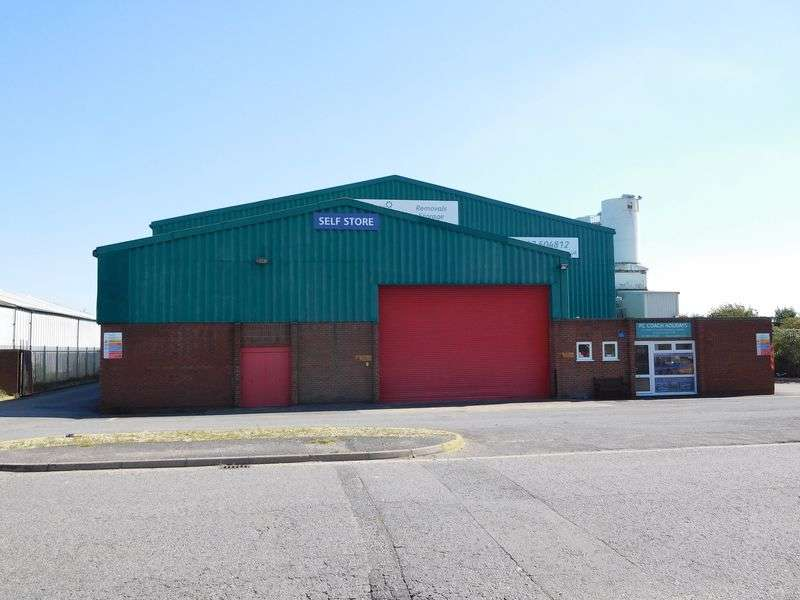 Property for sale in Fairfield Industrial Estate, Louth