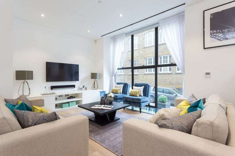 3 Bedrooms Serviced Apartments Flat for rent in Kenrick Place, Marylebone, Baker Street