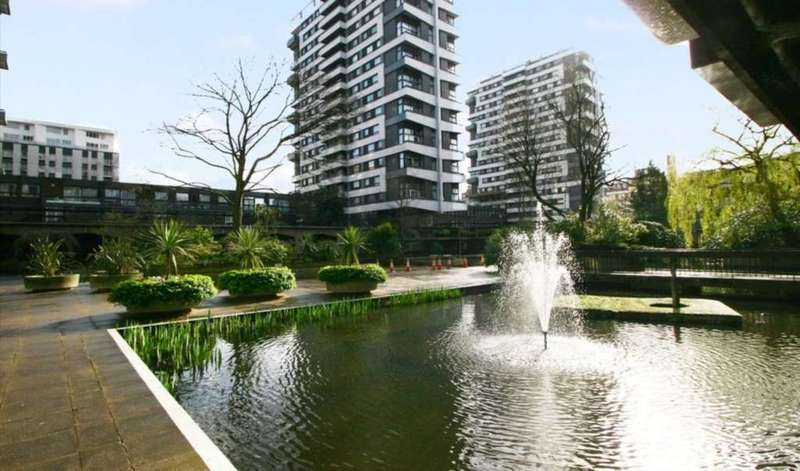 2 Bedrooms Flat for sale in Edgware Road, London