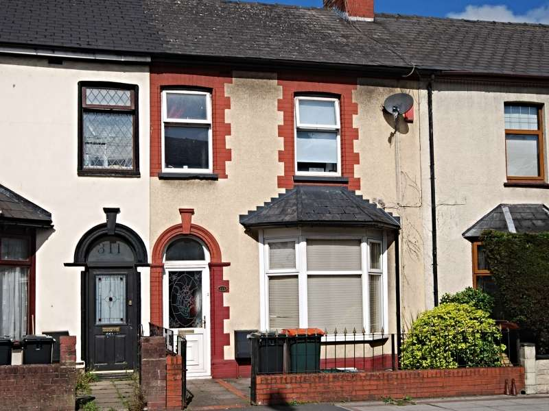 2 Bedrooms Terraced House for sale in Caerleon Road, Newport, South Wales. NP19 7HD