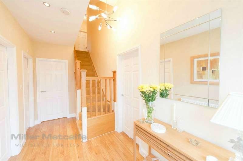 4 Bedrooms Detached House for sale in Lindale Avenue, Heaton, Bolton, Lancashire
