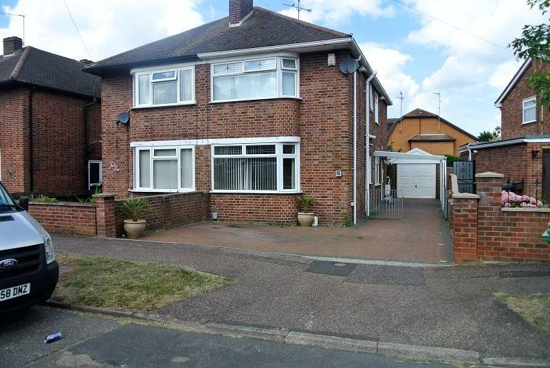 3 Bedrooms Semi Detached House for sale in Gloucester Road, Peterborough, Cambridgeshire. PE2 8BH