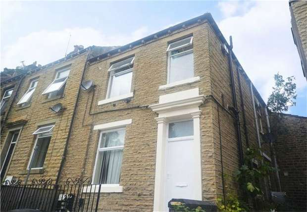 1 Bedroom End Of Terrace House for sale in Stanley Street, Lockwood, HUDDERSFIELD, West Yorkshire
