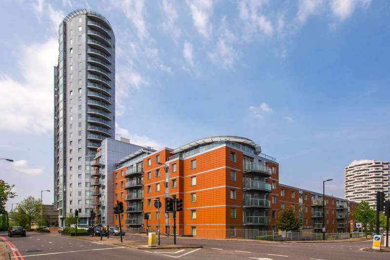 1 Bedroom Flat for sale in Altitude Apartments, Central Croydon, CR0