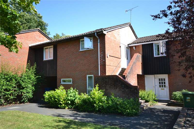 2 Bedrooms Maisonette Flat for sale in Greenham Wood, Bracknell, Berkshire, RG12