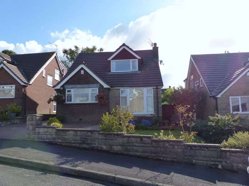 4 Bedrooms Detached House for sale in Rivington Road, Springhead