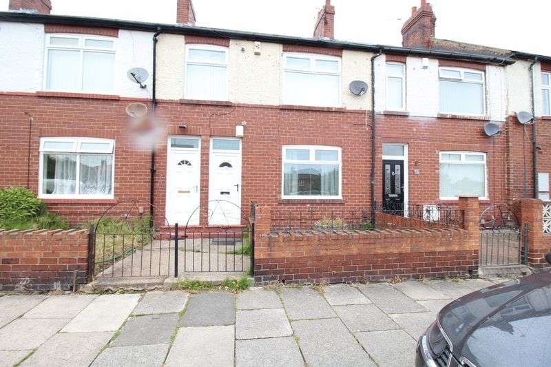 2 Bedrooms Flat for sale in Whickham Road, Hebburn