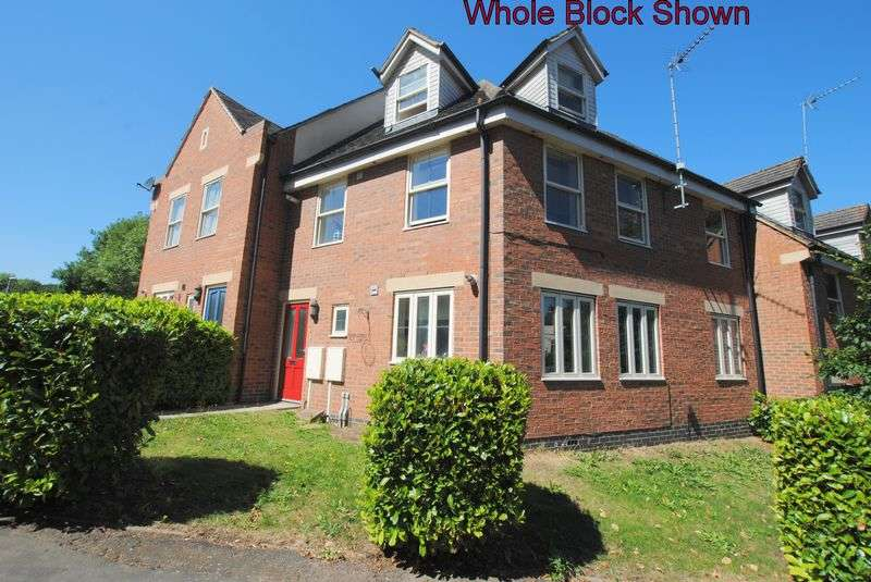 2 Bedrooms Flat for sale in South Park, Rushden