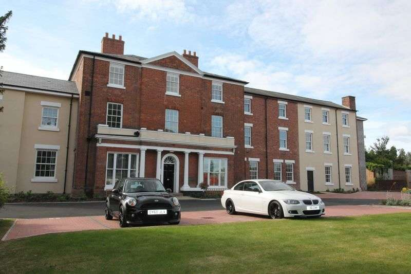 3 Bedrooms Flat for sale in Haygate Road, Wellington, Telford