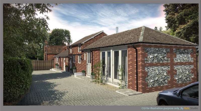 3 Bedrooms House for sale in Flaunden, Hemel Hempstead, Hertfordshire, HP3