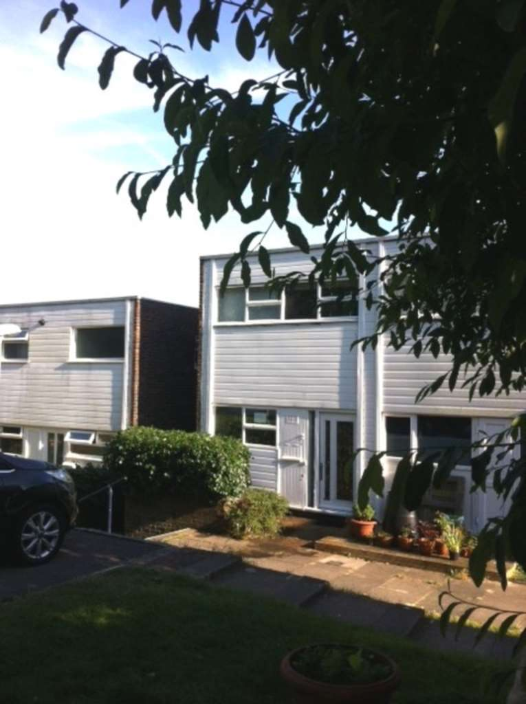 2 Bedrooms Terraced House for sale in Bishops Drive, Lewes