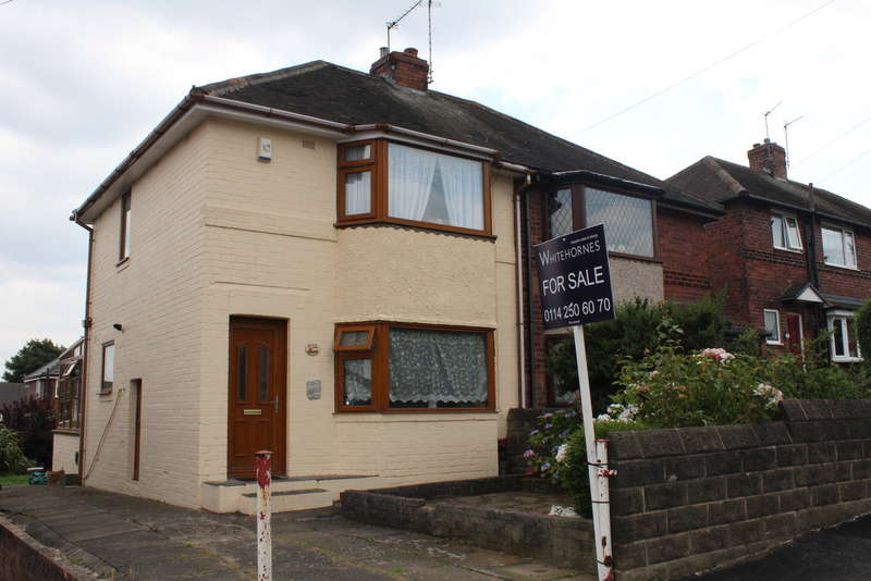 2 Bedrooms Semi Detached House for sale in Fox Lane, Frecheville
