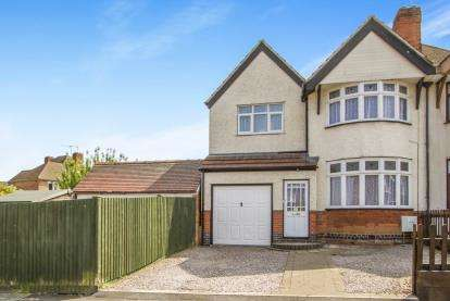 4 Bedrooms Semi Detached House for sale in Copeland Road, Birstall, Leicester, Leicestershire