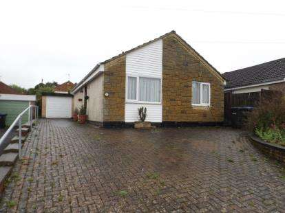 2 Bedrooms Bungalow for sale in Stackley Road, Great Glen, Leicester, Leicestershire
