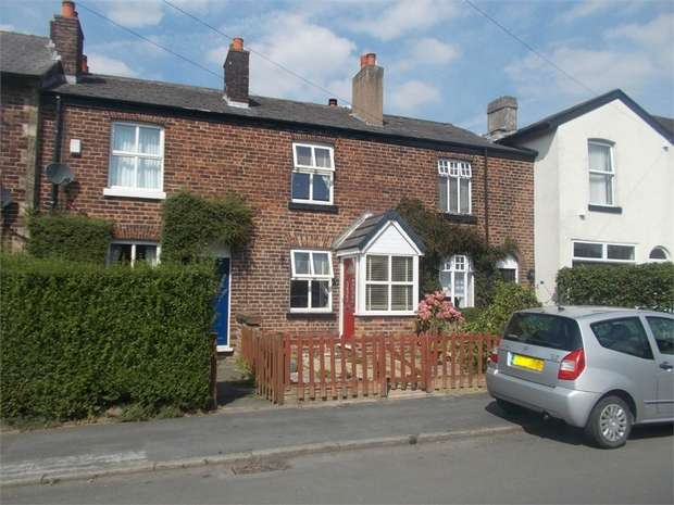 2 Bedrooms Terraced House for sale in Farnworth Road, Penketh, Warrington, Cheshire