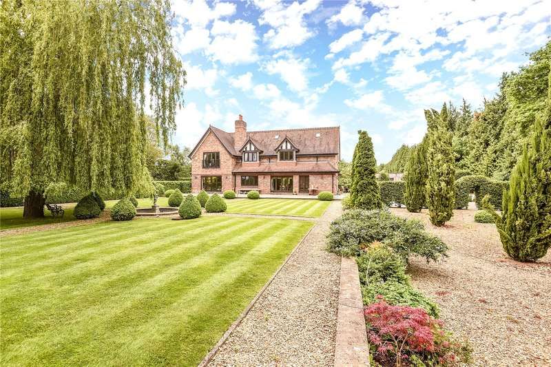 4 Bedrooms House for sale in Loudwater Lane, Rickmansworth, Hertfordshire, WD3