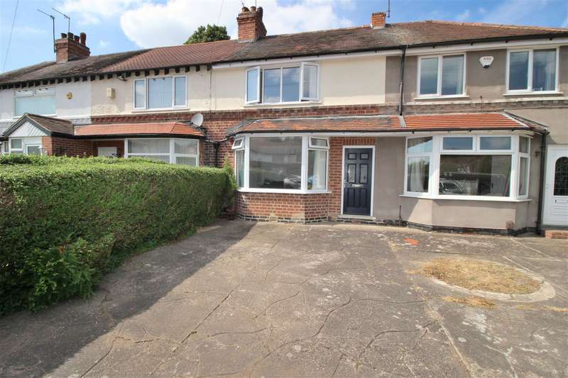 2 Bedrooms House for sale in Leslie Avenue, Beeston