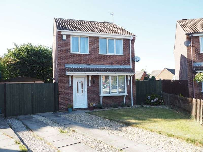 3 Bedrooms Detached House for sale in Broome Close, Balderton